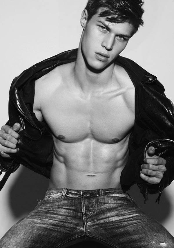 Фото - Alexej Roman - молодой парень модель