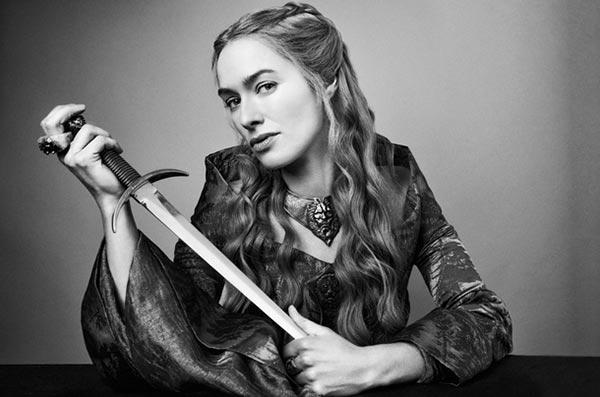 Фото - Лена Хиди в 3 сезоне сериала «Игра престолов»