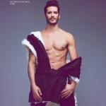 Rodrigo Soares демонстрирует свое рельефное тело