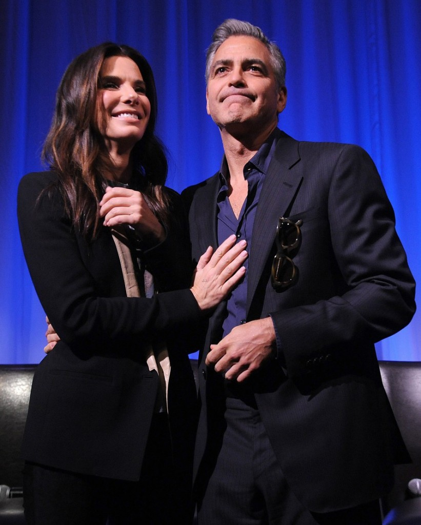 """The Academy Of Motion Picture Arts And Sciences Hosts An Official Academy Members Screening Of """"Gravity"""""""