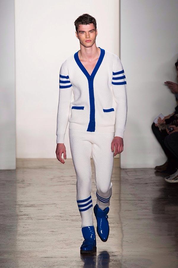 Фото - новая коллекция одежды от Джереми Скотта