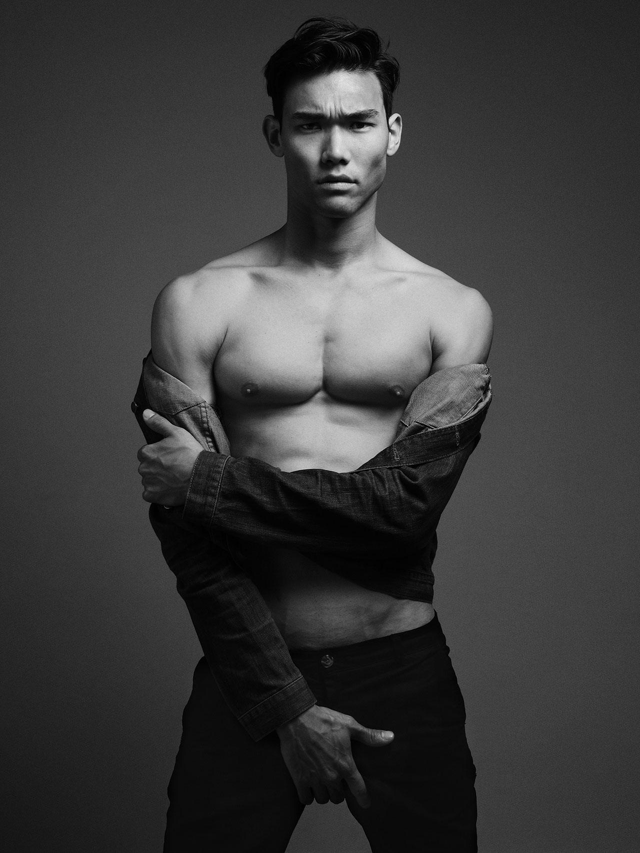 Азиаты красивые мужчины сексуальные