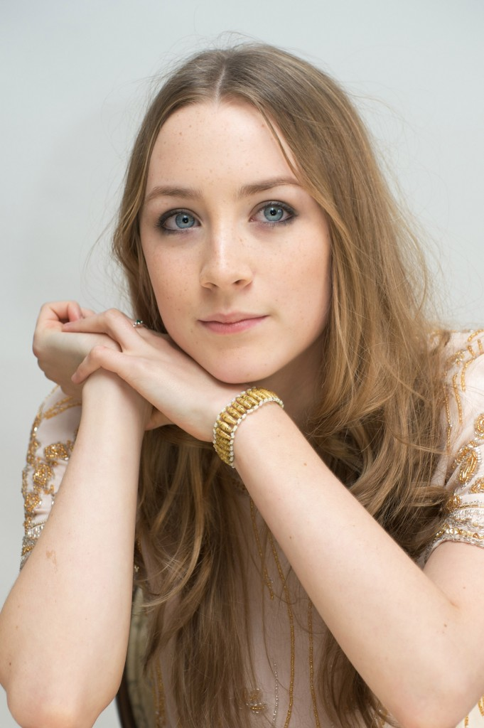 Saoirse Ronan - 'The Lovely Bones' press conference, Beverly Hills, 12/04/2010