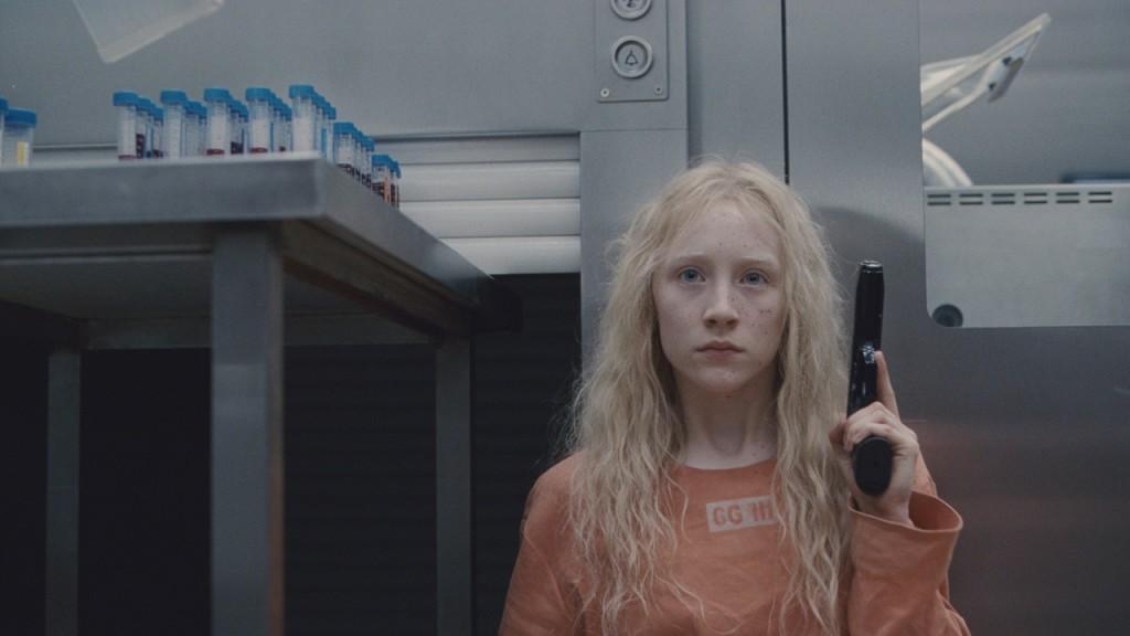 Сирша в фильме Ханна: Совершенное оружие