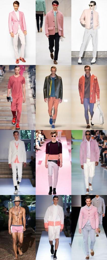 Мужская одежда 2014-2015