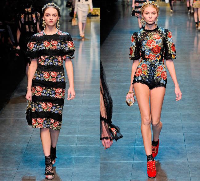 Dolce&Gabbana 2014