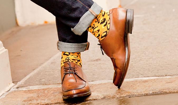 Как подобрать правильно мужские носки