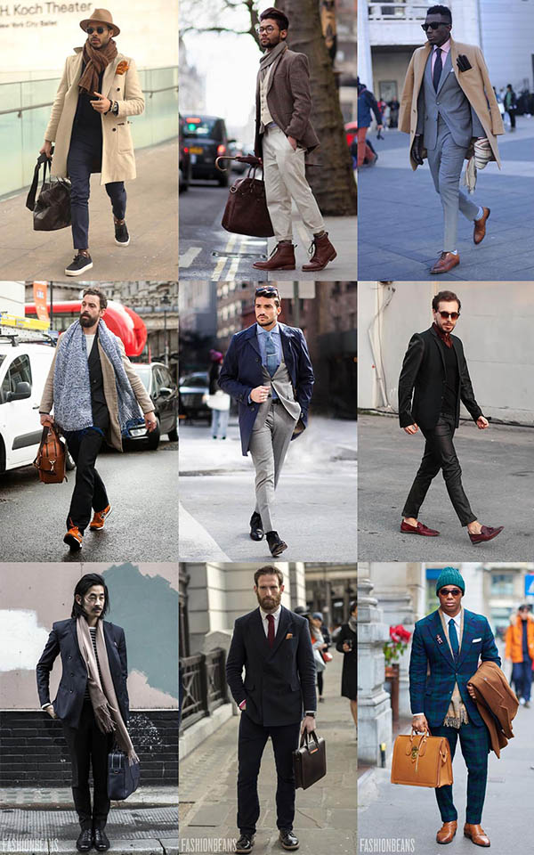 Мужчины в костюмах фото