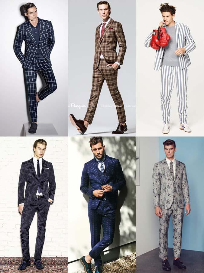 фото мужчин в костюмах