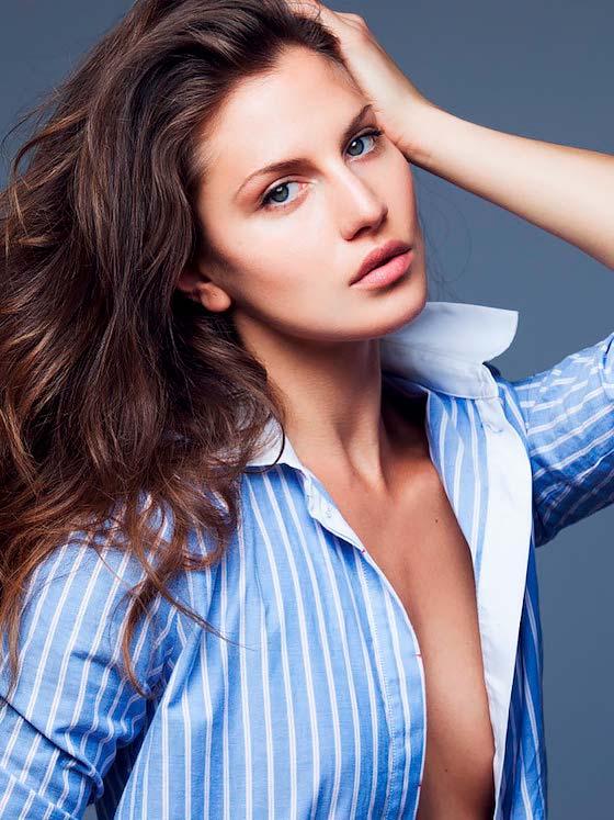 Анна Секулик (Ana Sekulic) профессиональная сербская модель