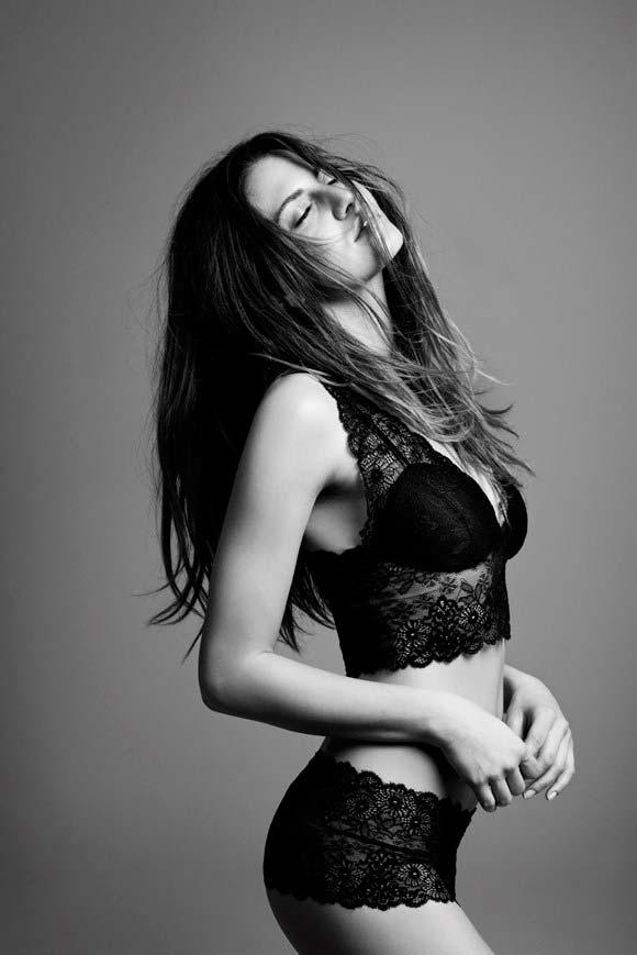 Анна Секулик (Ana Sekulic) девушка-модель из Сербии