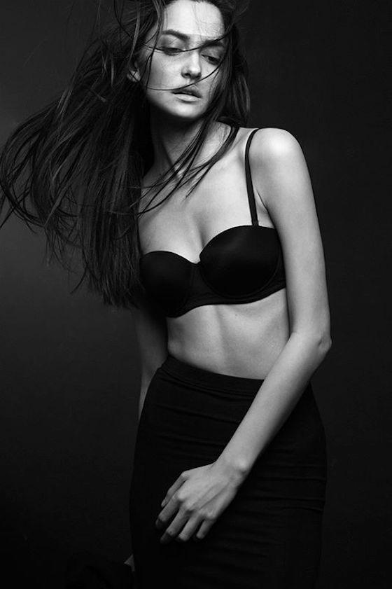 модель Елена Дончик фото