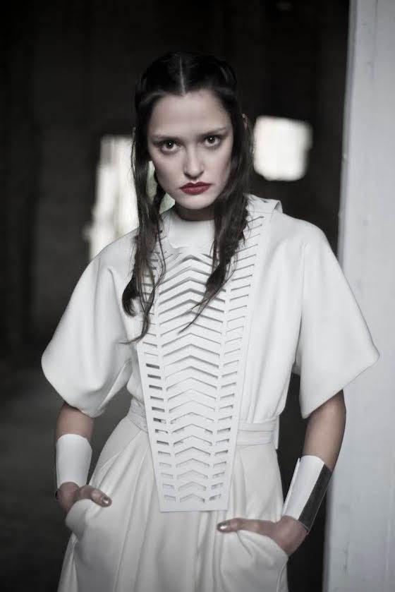 Сербская модель Елена Дончик, фото