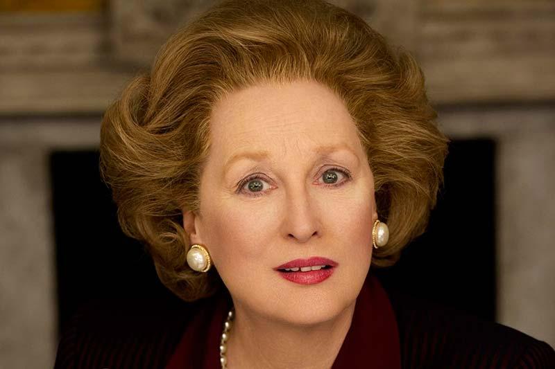 В образе Маргарет Тетчер