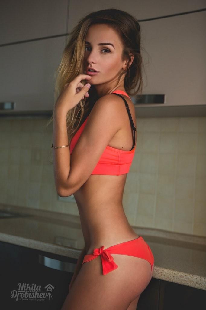 модель Дария Руденко