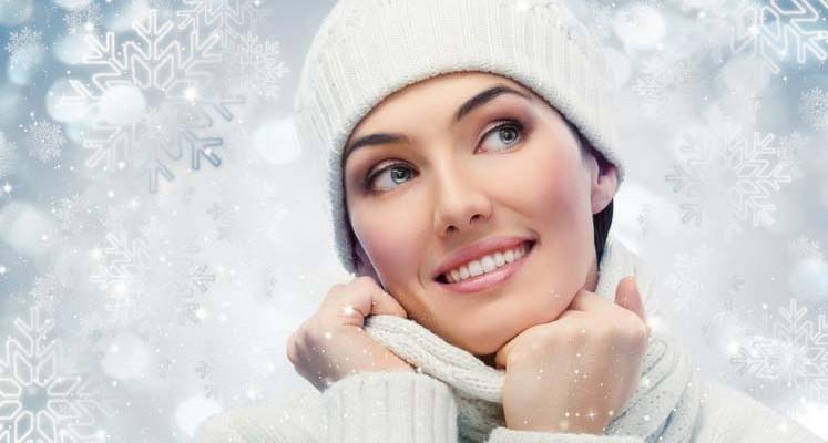 Уход за кожей в зимний период