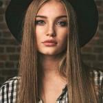 Девушка-модель из Бельгии