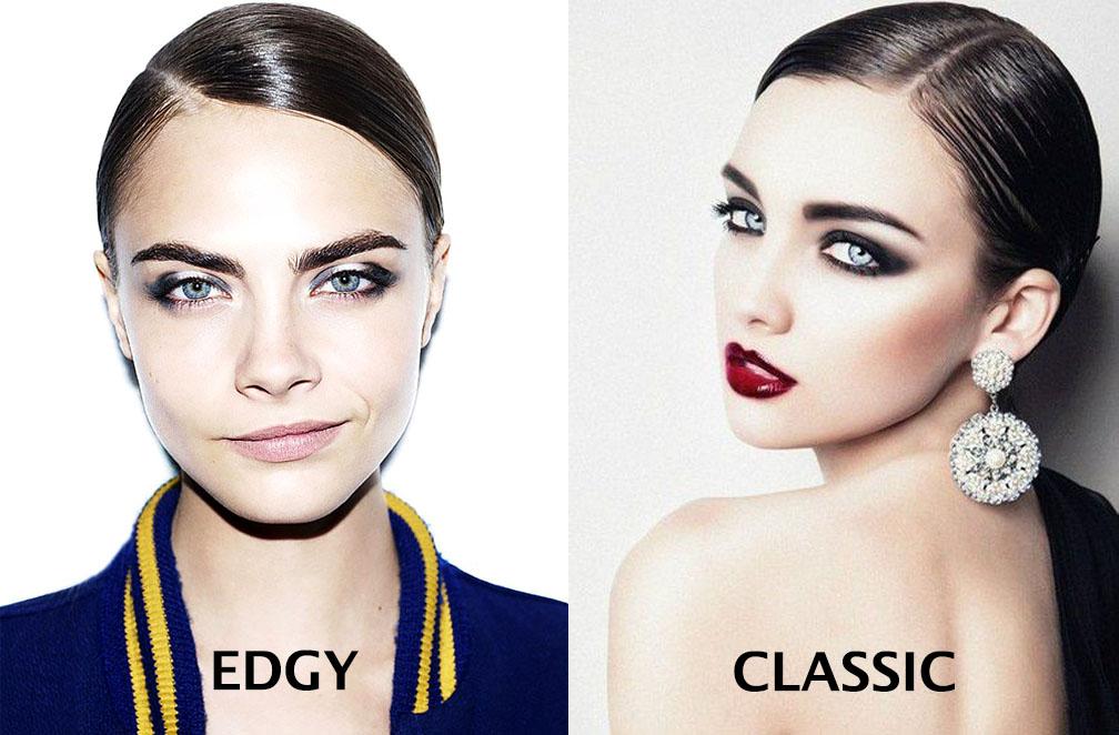 Модели с нестандартной внешностью и классической несколько отличаются