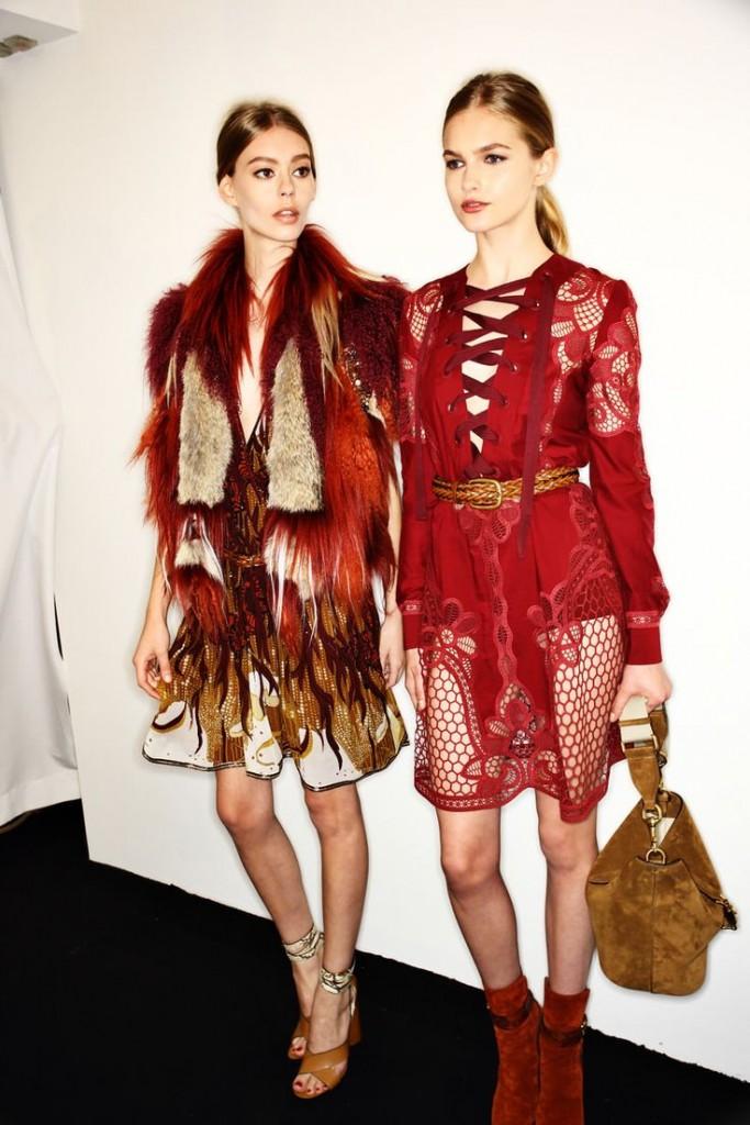 Gucci SS15 Fashion Show