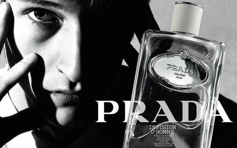 Мужской аромат от Prada - Infusion d'Homme.