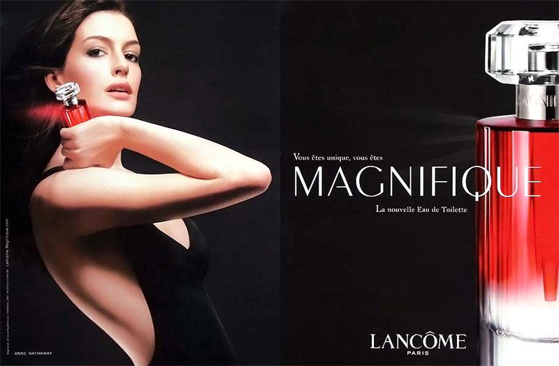 Аромат Magnifique от бренда Lancome