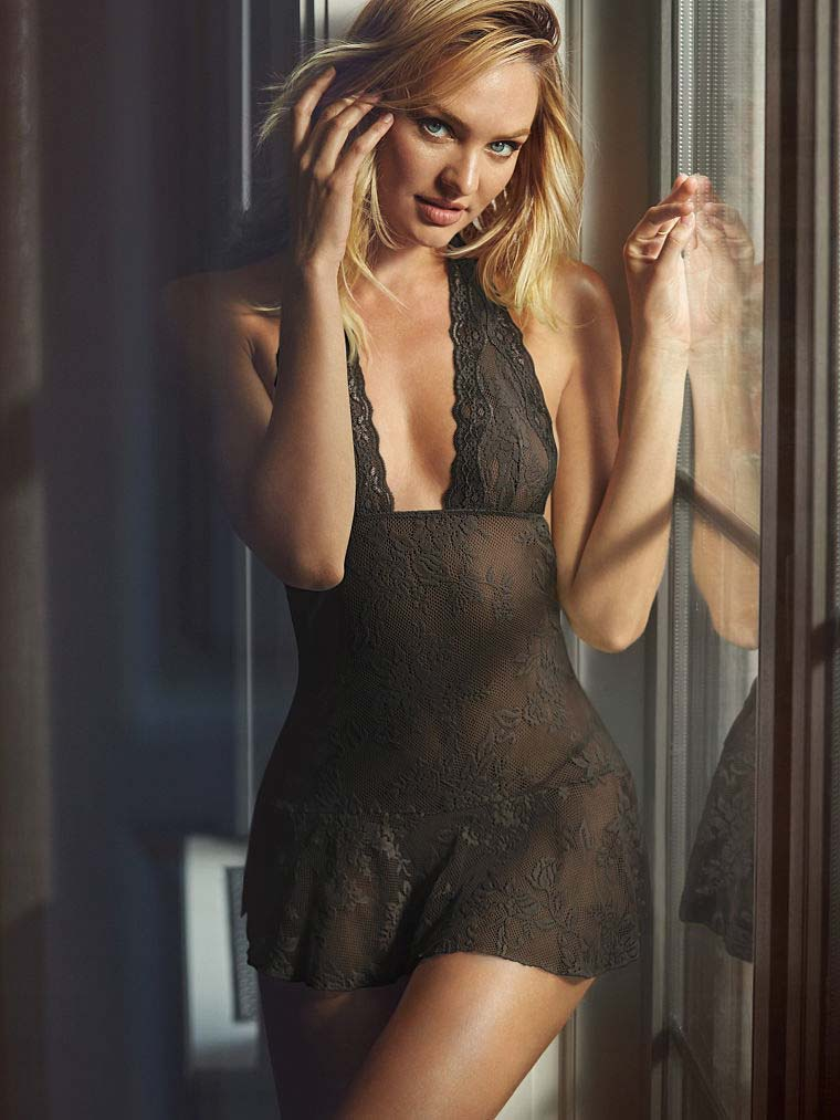 Фото - Candice Swanepoel Victorias-Secret новая коллекция