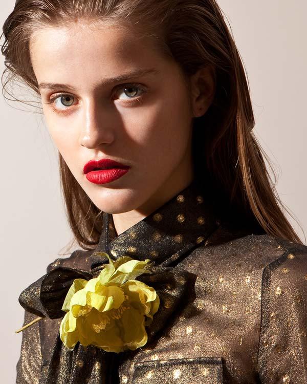 Фото - Голландская модель Ихэль Стрекстра