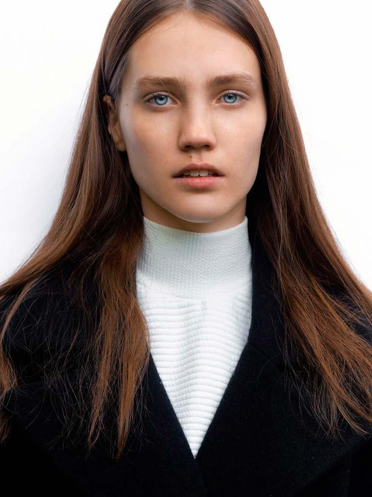 Фото - Голландская модель Maxime