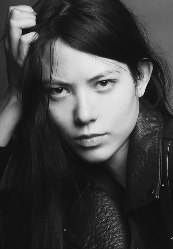 Фото - Девушка-модель из Бельгии