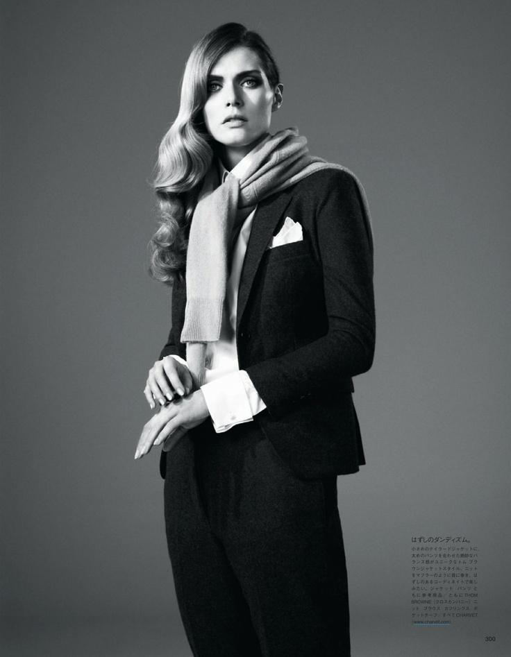 Фото - Мужской стиль в женской моде