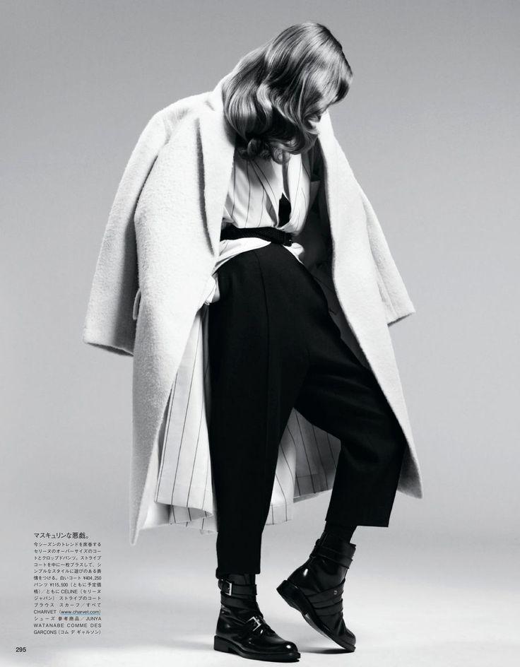 Фото - Томбой-шик в женской моде