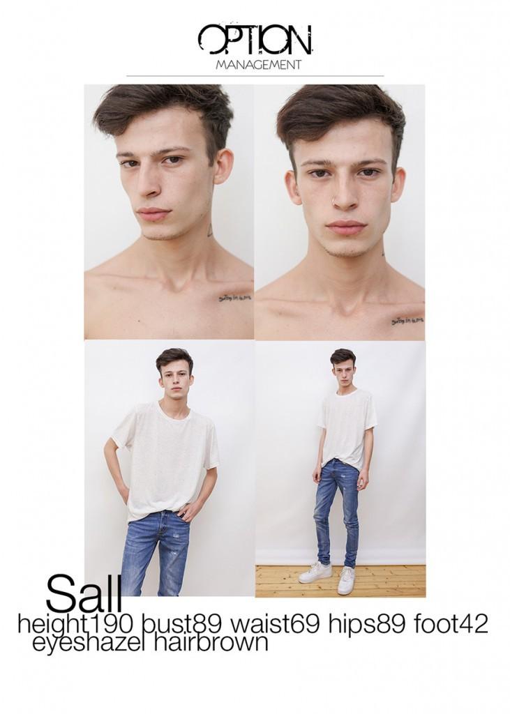 Парень-модель Салих Топчуоглу фото #7