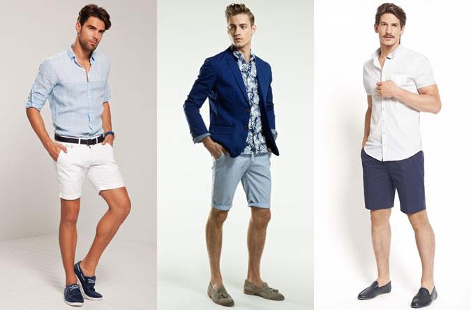 Фото - Тренд лета 2015 №3: мужские английские шорты