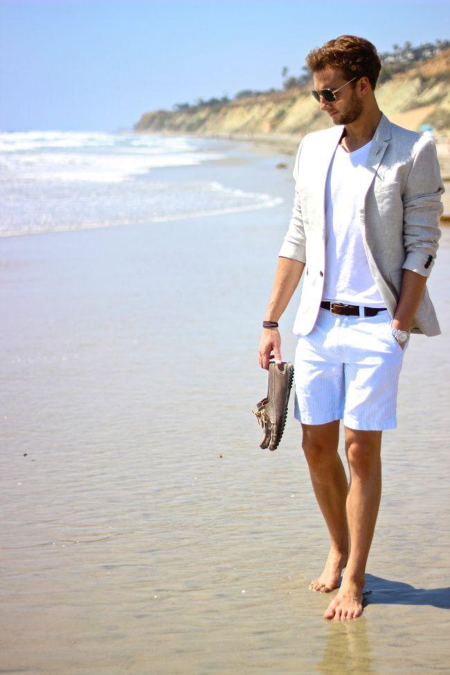 Фото - Тренды мужской одежды лето 2015