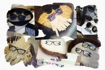 Фото - солнцезащитные очки из Италии