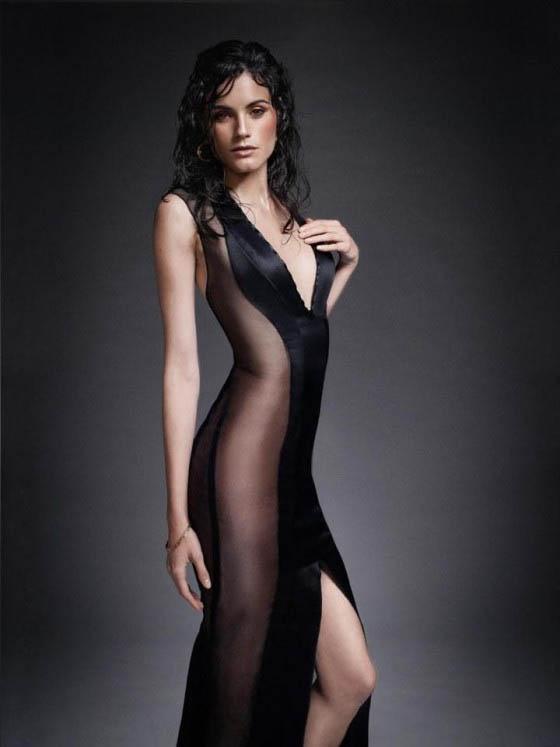Фото - испанская девушка-модлеь