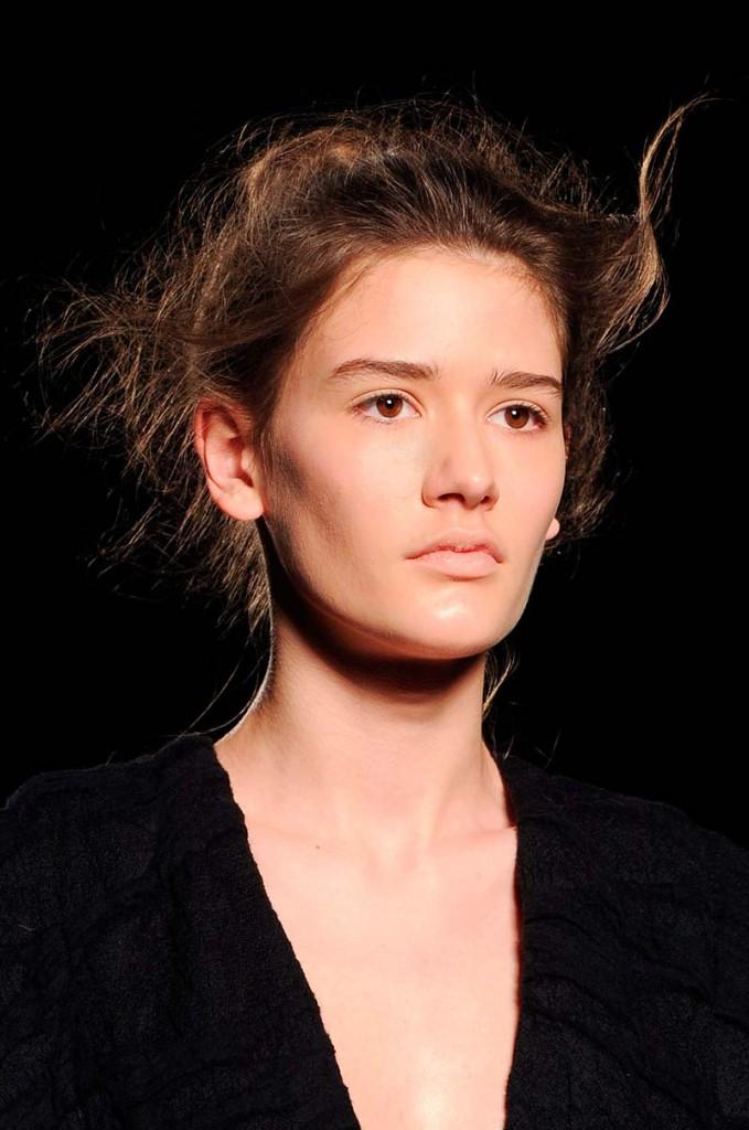 Фото - белорусская модель Ксения Липс