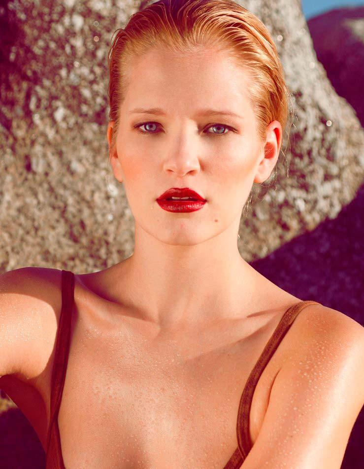 Фото - модель Марин Полсен