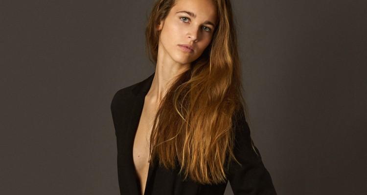 Фото - очаровательная бельгийская модель
