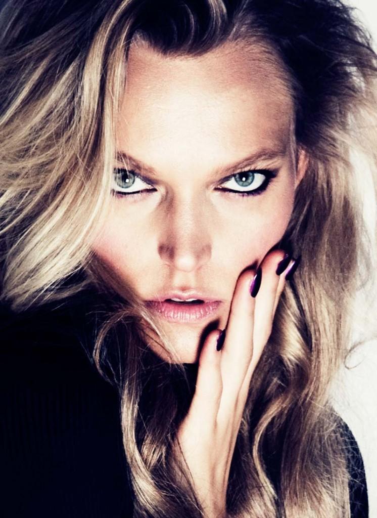 Фото - Популярная американская модель Сара Дианна