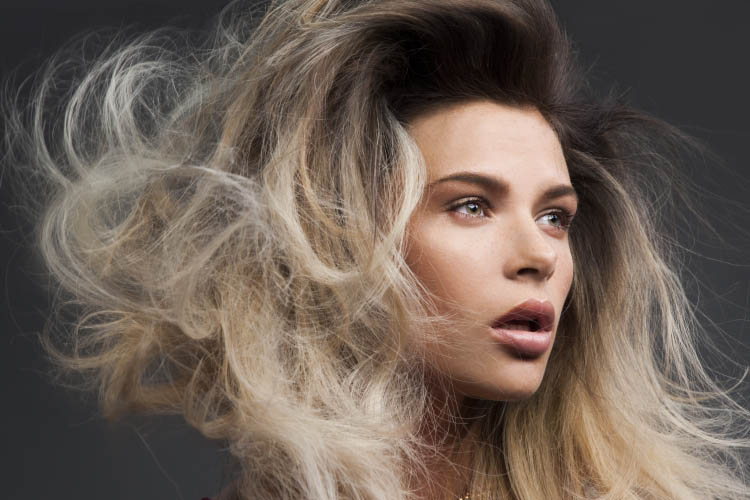 Фото - модель Тедди Джоли