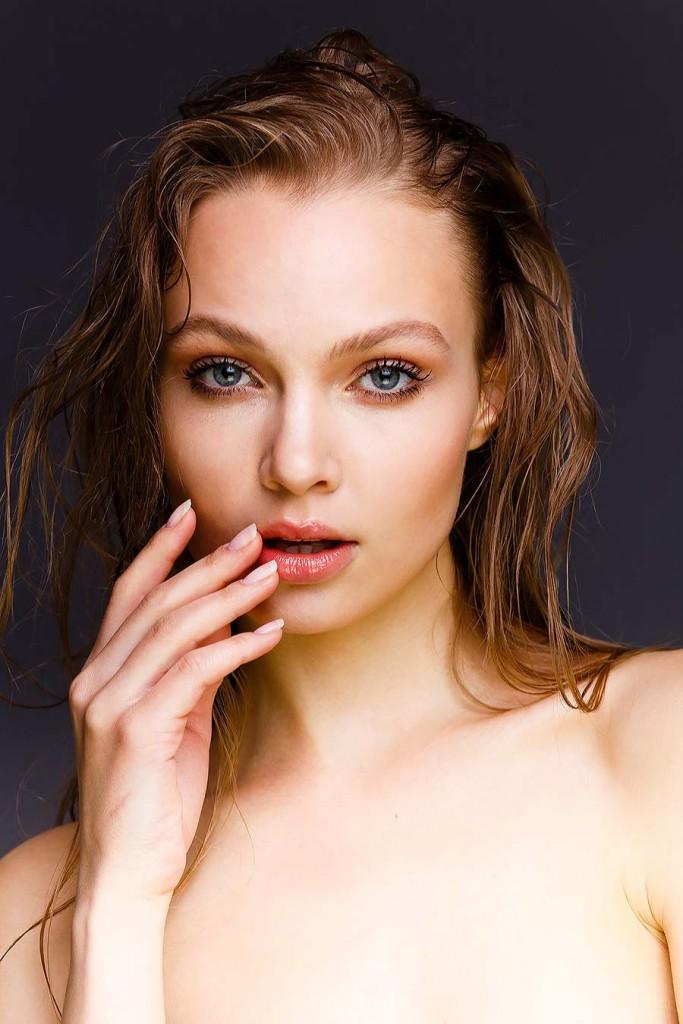 Фото - Модель из Белоруссии Виктория Бабская