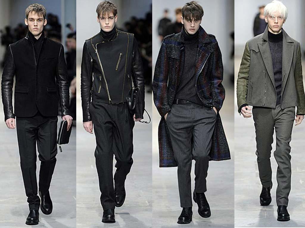 Фото - dark fashion: моде черных оттенков