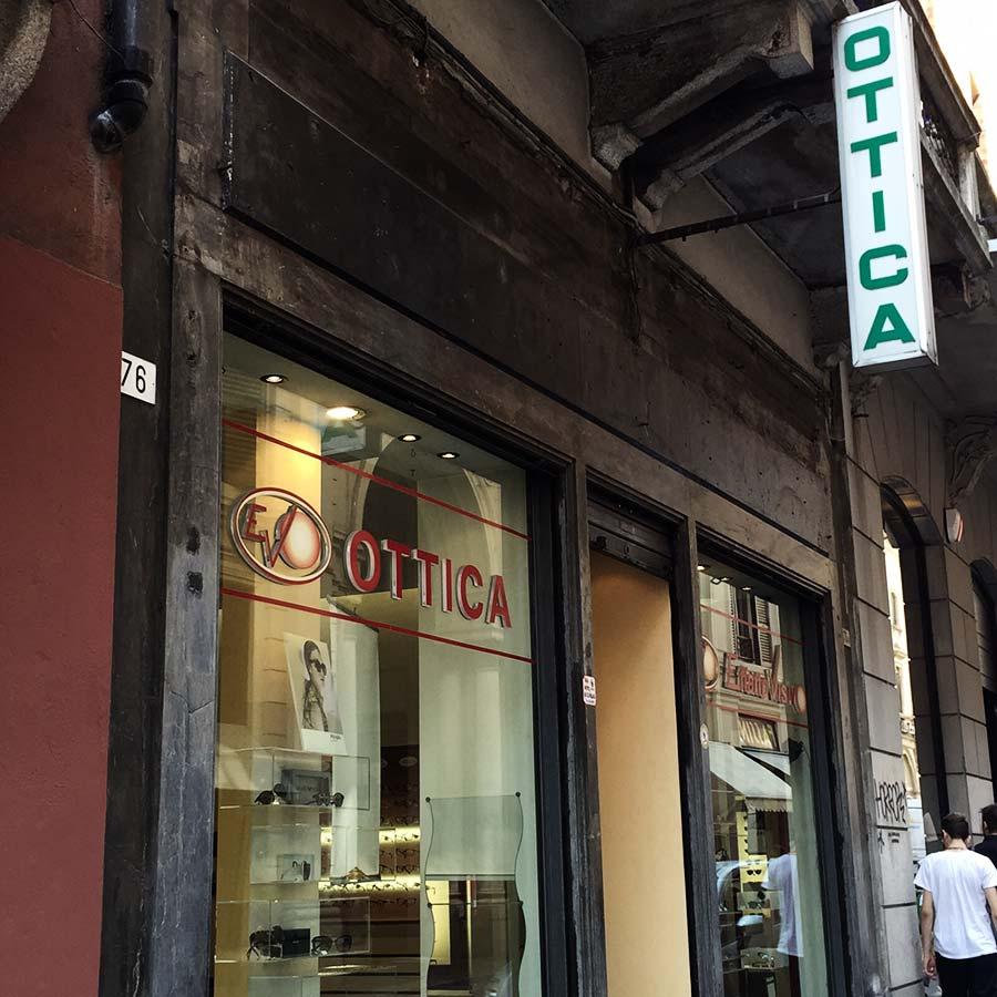 Фото - магазин Ottica / Италия