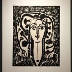 Пикассо - фото с выставки в Италии