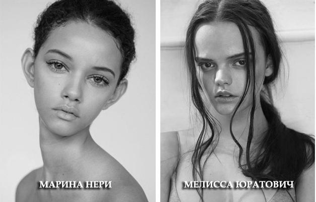 Фото - красивые девушки-модели