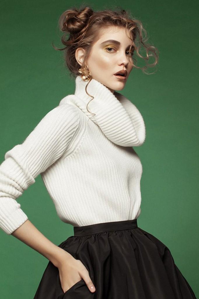 Фото - модель Евгения Федорова из Санкт-Петербурга