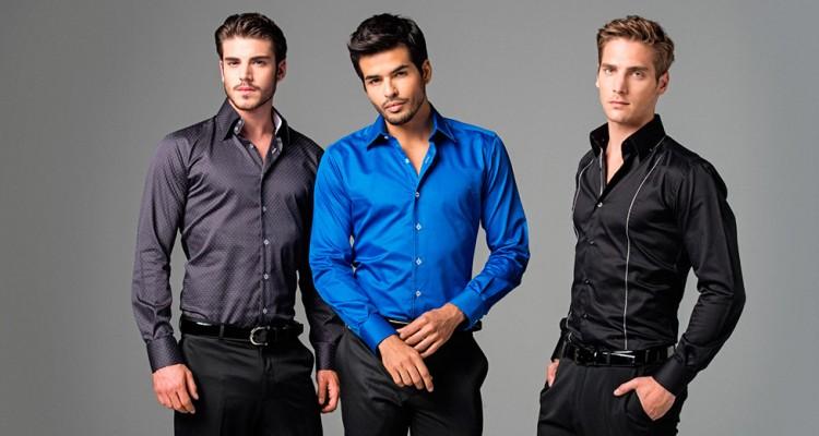 Фото - мужчины в рубашках