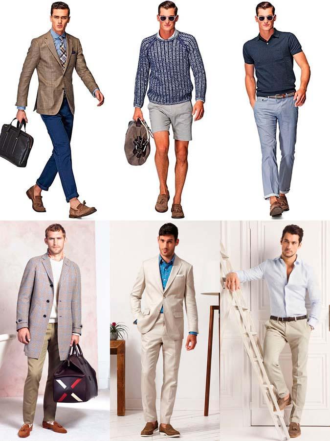 Фото - топ 5 мужской обуви: замшевые лоыеры