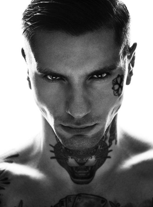 Фото - польский парень-модель Zibby
